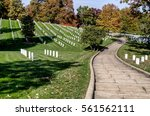 washington dc  usa   circa... | Shutterstock . vector #561562111