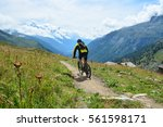 Mountain Biking In Chamonix...