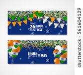 india republic day....   Shutterstock .eps vector #561604129