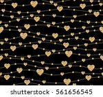 holiday background. beautiful... | Shutterstock .eps vector #561656545