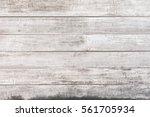 white wood panel background. | Shutterstock . vector #561705934