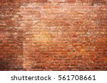 Old Brick Wall  Old Texture Of...
