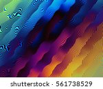 Geometrical Abstract Pattern....