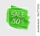 sale final up to 50  off sign...   Shutterstock .eps vector #561771421