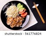 shogayaki. japanese stir fried...