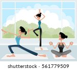 vector illustration of a three... | Shutterstock .eps vector #561779509