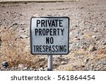 Old private property no...
