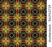 the endless texture.vector... | Shutterstock .eps vector #561913729