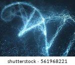 3d illustration.... | Shutterstock . vector #561968221
