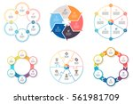 business infographics. elements ...   Shutterstock .eps vector #561981709