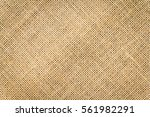 Burlap Texture And Background