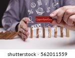 business  technology  internet... | Shutterstock . vector #562011559