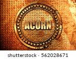 acorn  3d rendering  grunge...