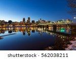 Portland Oregon Downtown...