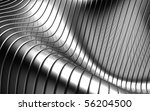 Aluminum Abstract Silver Stripe ...