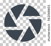 shutter vector pictograph.... | Shutterstock .eps vector #562068601