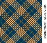 tartan seamless pattern...   Shutterstock .eps vector #562077385