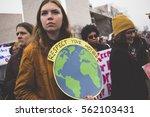 washington d.c.  united states  ... | Shutterstock . vector #562103431