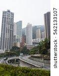 hong kong  china. january 15... | Shutterstock . vector #562133107