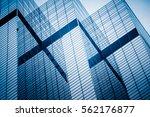 detail shot of modern... | Shutterstock . vector #562176877