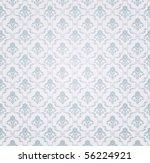 blue seamless wallpaper pattern ... | Shutterstock .eps vector #56224921