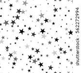 scandinavian seamless pattern...   Shutterstock .eps vector #562272994