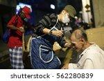 kuala lumpur  malaysia  ... | Shutterstock . vector #562280839