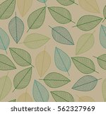 vector seamless background with ... | Shutterstock .eps vector #562327969