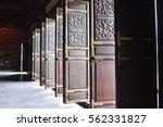 the ancient temple  ninh binh ... | Shutterstock . vector #562331827