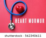 cardiology and health care... | Shutterstock . vector #562340611