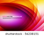 abstract vector background | Shutterstock .eps vector #56238151