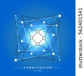 stroke linear isolated... | Shutterstock .eps vector #562401541