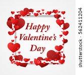 Happy Valentin's Day Greeting...