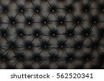 it is elegant black leather... | Shutterstock . vector #562520341