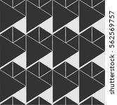 geometric pattern | Shutterstock .eps vector #562569757