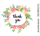 hand lettering typographic...   Shutterstock .eps vector #562581211