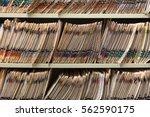 medical charts  | Shutterstock . vector #562590175