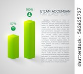 business infographic template... | Shutterstock .eps vector #562625737