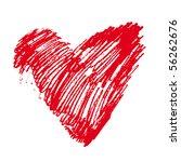 heart | Shutterstock .eps vector #56262676