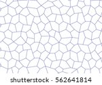subtle irregular abstract... | Shutterstock .eps vector #562641814