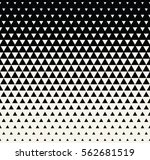 abstract geometric black and... | Shutterstock .eps vector #562681519