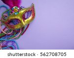 festive  colorful group of... | Shutterstock . vector #562708705