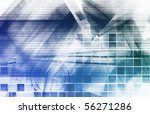 modern medical science... | Shutterstock . vector #56271286