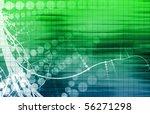 corporate abstract as a modern... | Shutterstock . vector #56271298