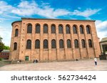 Basilica Of Constantine In...