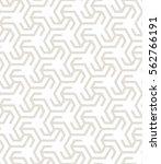 vector seamless pattern. modern ... | Shutterstock .eps vector #562766191
