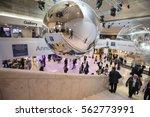 davos  switzerland   jan 19 ... | Shutterstock . vector #562773991