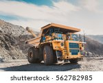 Small photo of quarry ore
