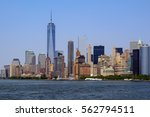 View Of Lower Manhattan And...