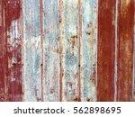 wall | Shutterstock . vector #562898695